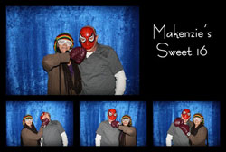 Photo Mania Booth - Wedding, Bar/Bat Mitzvah, Prom, Graduation,Sweet 16, Birthday Party, Anniversary, Quinceañera,  Glendale