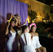 Los Angeles Party Photo Booth Rentals -- Party Photo Booth Rentals San Fernando Valley