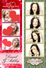 Photo Mania Booth - Glendale Wedding, Bar/Bat Mitzvah, Prom, Graduation, Anniversary, Quinceañera, Birthday Party,  Sweet 16