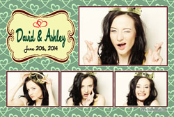 Photo Mania booth San Fernando Valley Entertainment - Photo Booth Rental