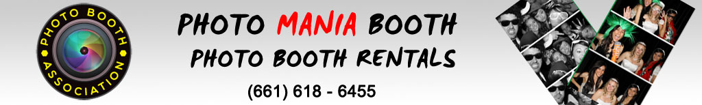 Photo Mania Booth - 661-618-6455 - Photo Booth Glendale - Glendale Photo Booth Rentals  - Photo Booth Glendale